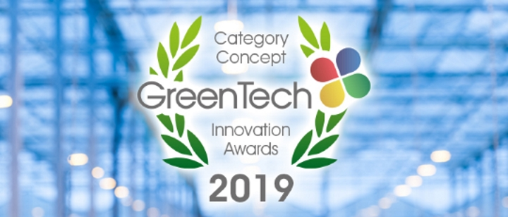 Nomination Innovation Concept Award 2019